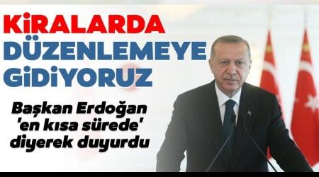 Sakarya Medyası: Cumhurbaşkanı Erdoğan'dan aşı ve kira müjdesi